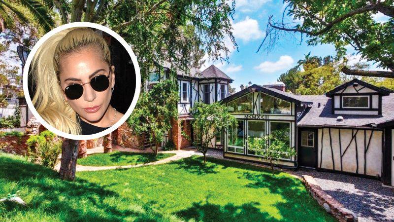 Lady Gaga Goes Gaga For Quirky Frank Zappa Compound Frank Zappa Lady Gaga Hollywood Homes