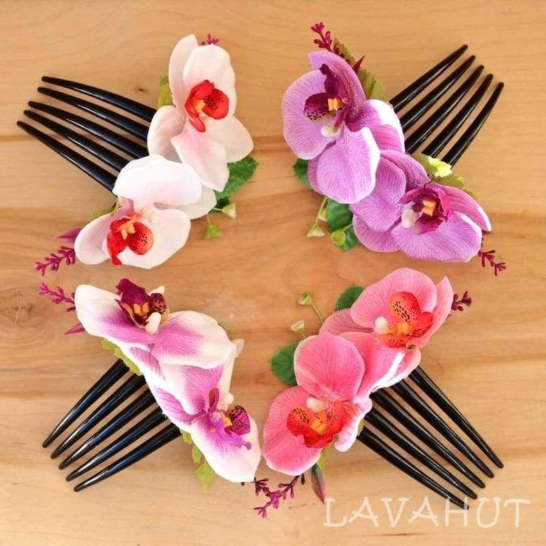 Always designed in Hawaii at Lavahut! Blush Orchid Joy