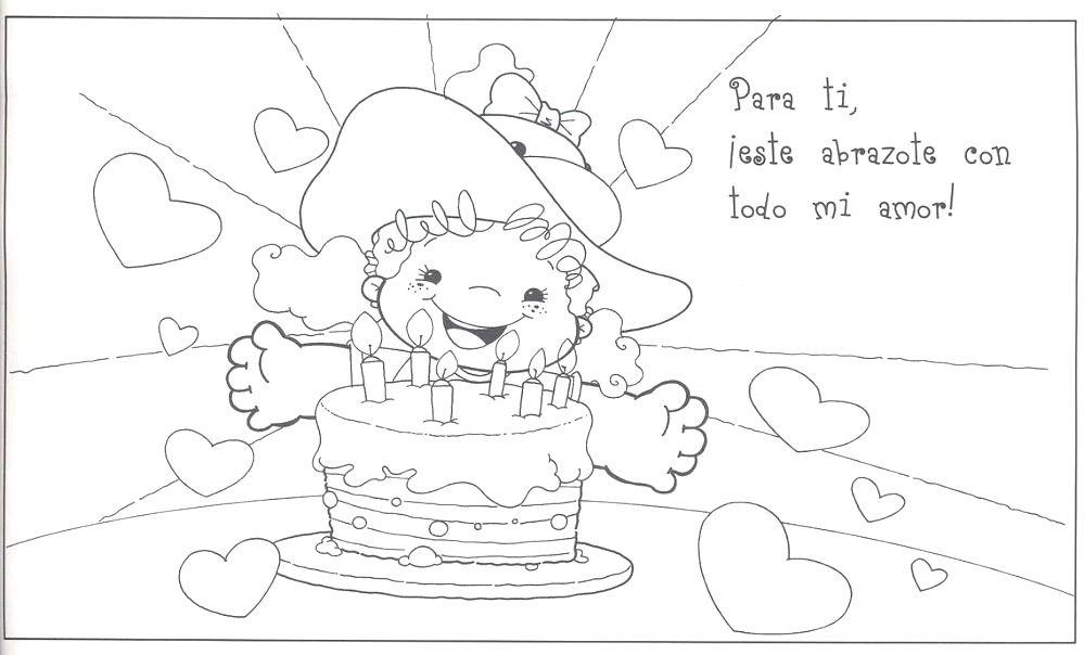 Material educativo para maestros: Carteles y tarjetas de Cumpleaños ...