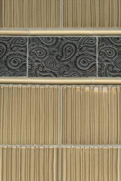 !!Paisley - eclectic - kitchen tile - nashville - Red Rock Tileworks!!- !!Kitchen Backsplash!!