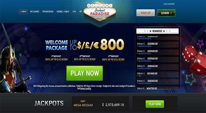 New Casino Sites No Deposit Required