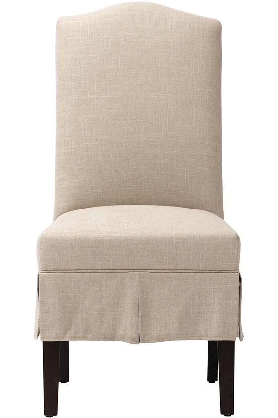 Custom Christian Parsons Chair   Dueck Linen