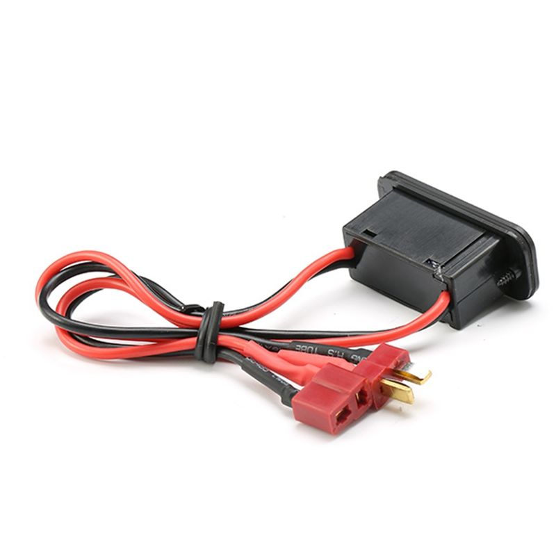 $8.15 (Buy here: http://appdeal.ru/8ym6 ) High Current LiPo Battery Switch With Optional T Plug/XT60/EC3 Plug for just $8.15