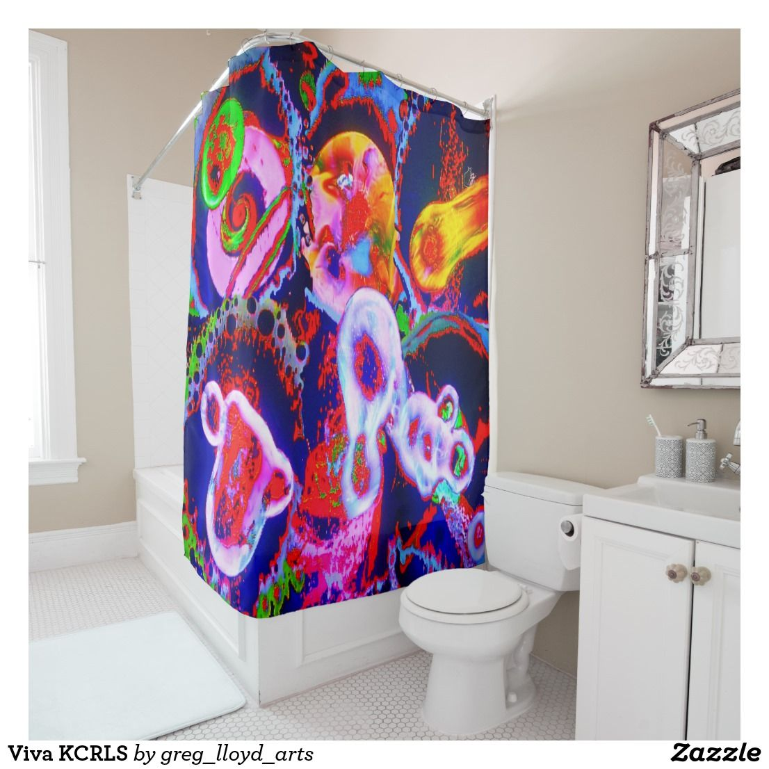 This Totally New Totally Now Intensely Psychedelic Shower