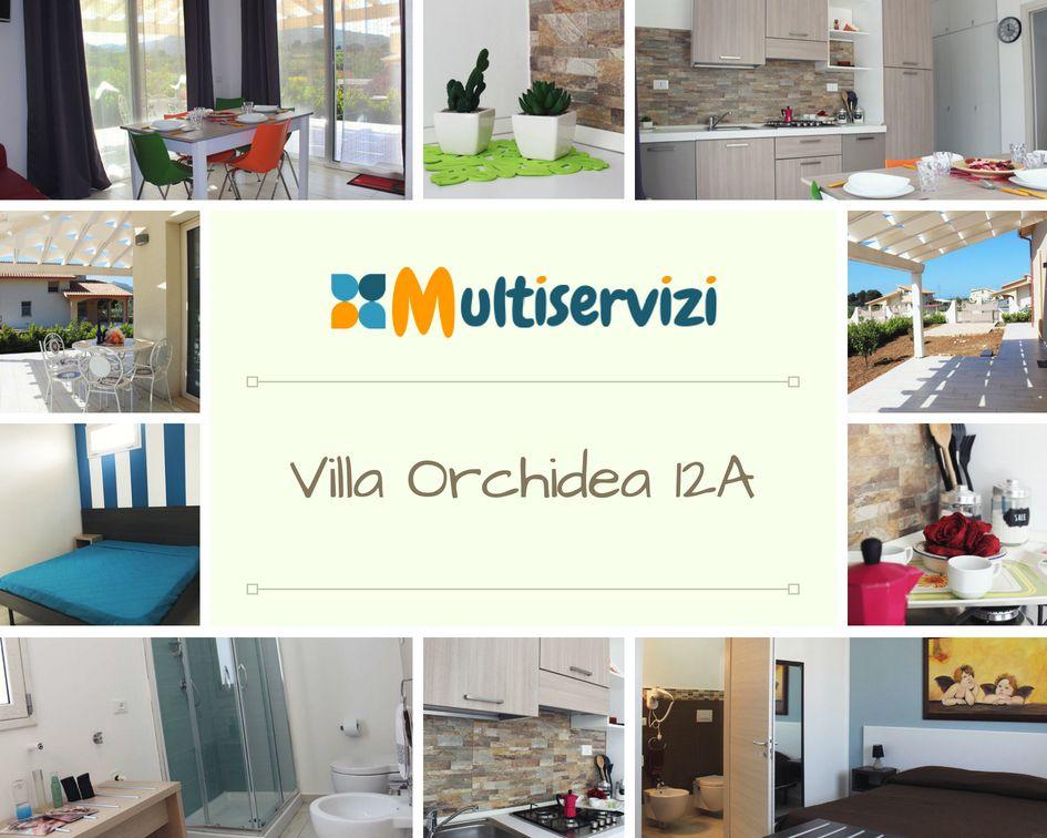 Villetta Orchidea 12 A è un nuovissimo appartamento in villa ...