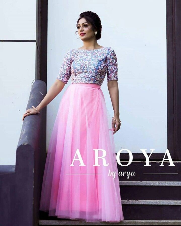 704336827b Ritu Varma in Mrunalini Rao | Fashion ideas | Anarkali frock, Saree ...