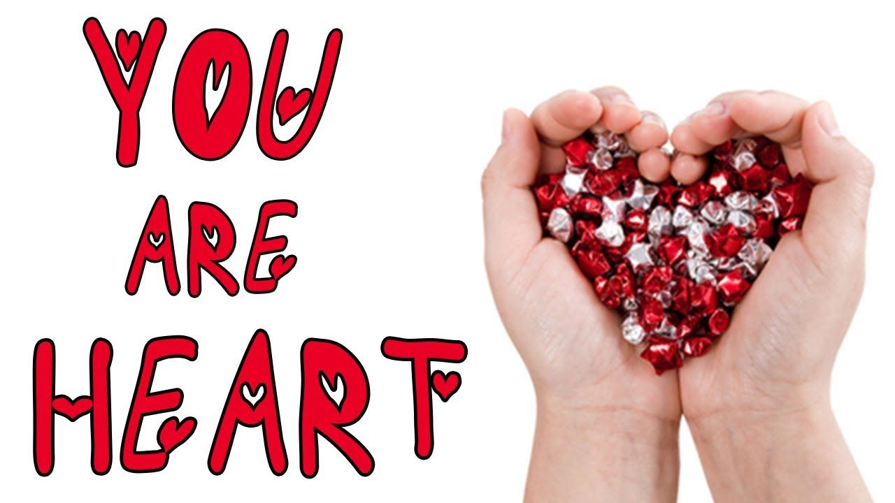 February song Valentines Day Song for Children  You Are Heart
