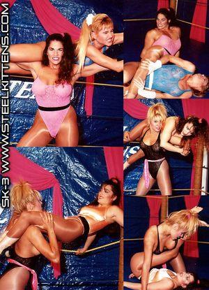 4906de456c570f Women's Wrestling Videos - Pro Style Matches Visit:  http://store.steelkittens