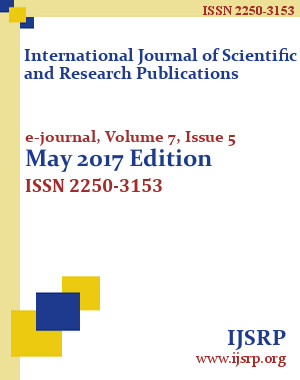 International Journal Of Scientific And Research Publications Ijsrp Research Publications Research Paper Reading Journal