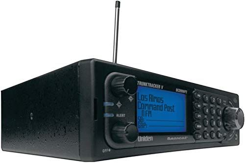 New Uniden BCD996P2 Digital Mobile TrunkTracker V Scanner