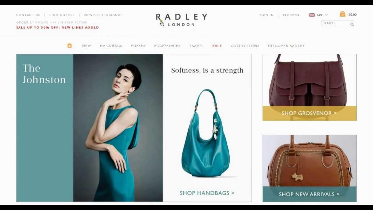Radley London SALE Now On!