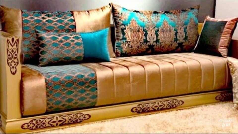 تصميمات حديثة للصالونات المغربية تناسب كل الأذواق Moroccan Home Decor Living Room Sofa Design Living Room Decor Cozy