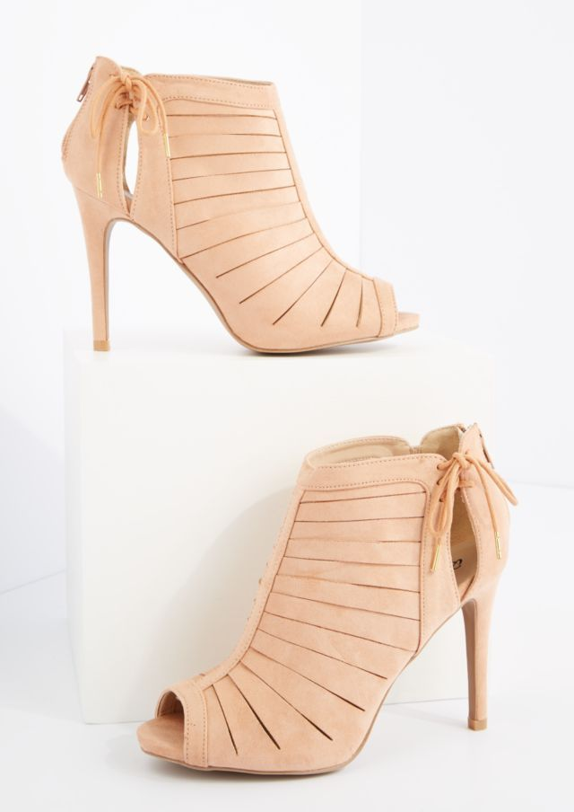 e8cef02bf3a5 image of Light Pink Strappy Peep Toe Heel By Qupid