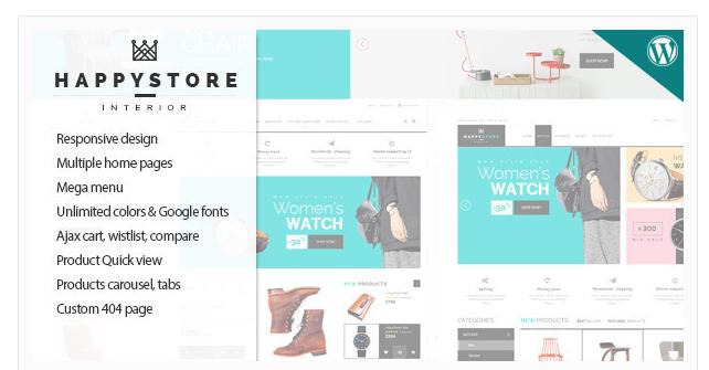 23 Best Woo Commerce WordPress Themes | Best Woo Commerce WordPress ...