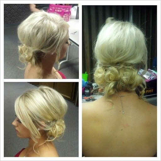 Wedding Hairstyles For Fine Hair: Braids And Low Updo For Thin Hair