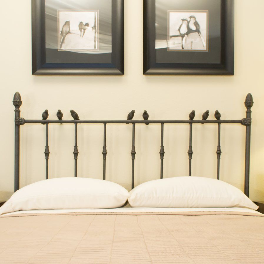 Georgetown Slat Headboard | BEDROOMS | Pinterest