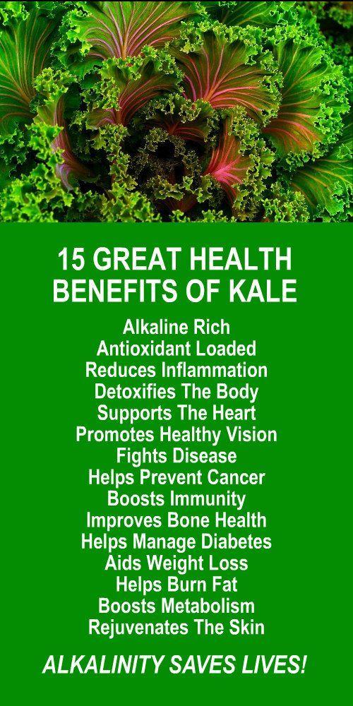 Kale cancer cure