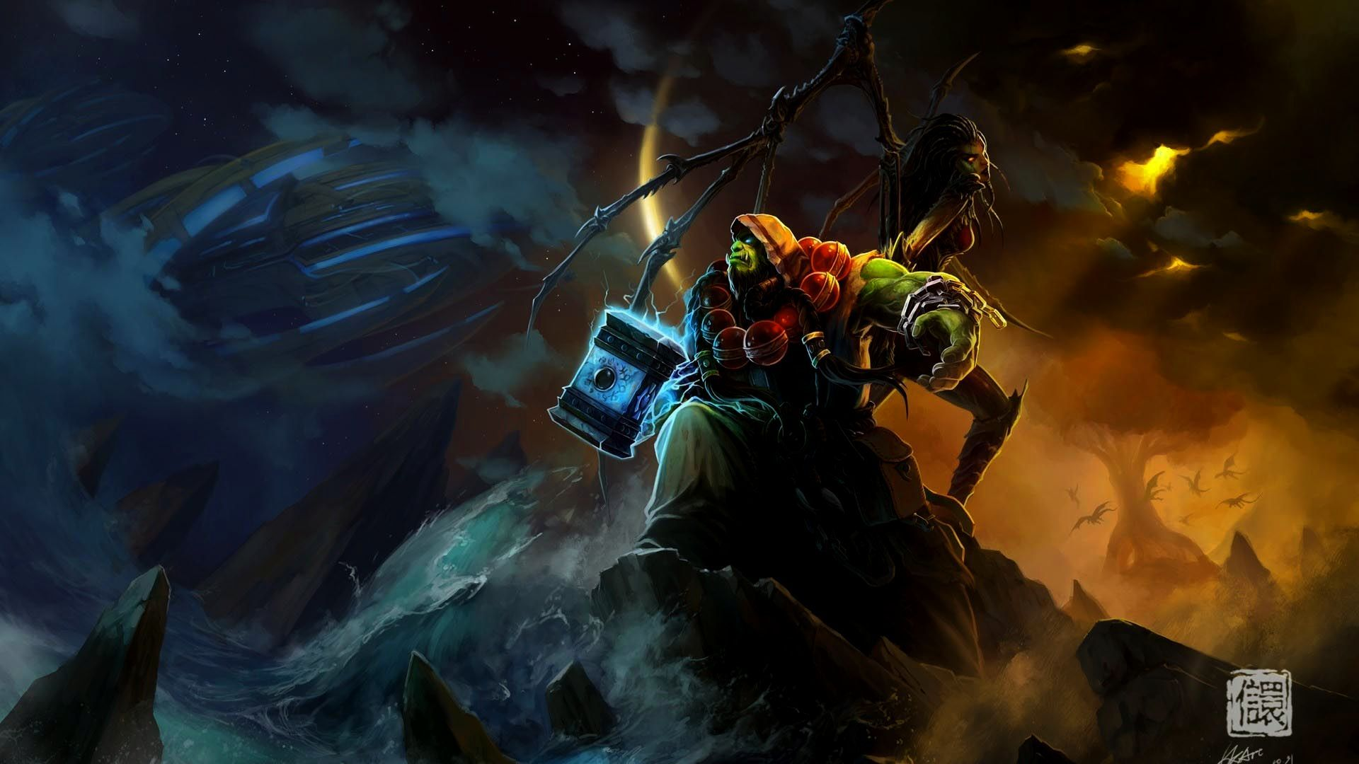World Of Warcraft Shaman Wallpaper Wallfree 100 Free High Definition Wallpaper High Definition Background 4k Wallpaper 4k Desktop Back World Of Warcraft