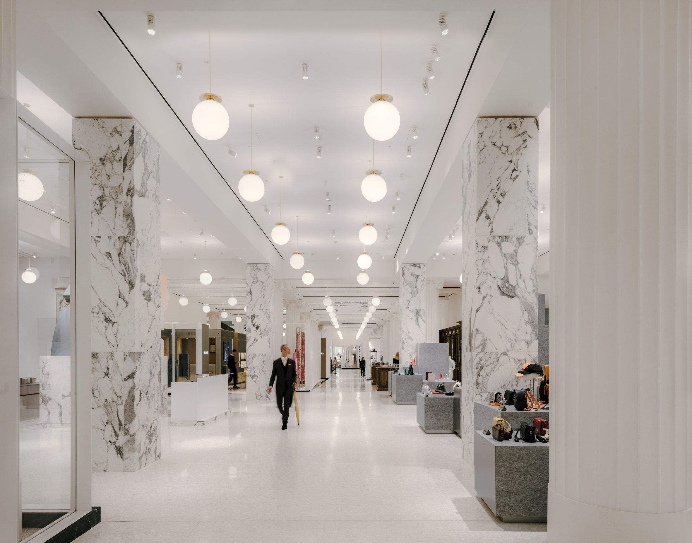 Selfridges Department Store Extension By David Chipperfield