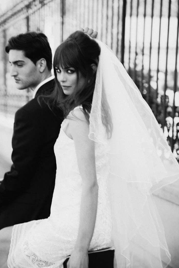 Hochzeitsfrisuren Mit Pony Und Schleier Hochzeitsblog 2018