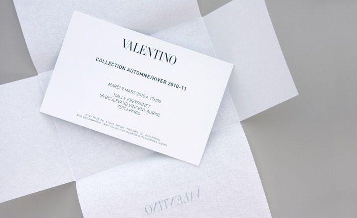 Fashion Week invitations Fashion Wallpaper Magazine design
