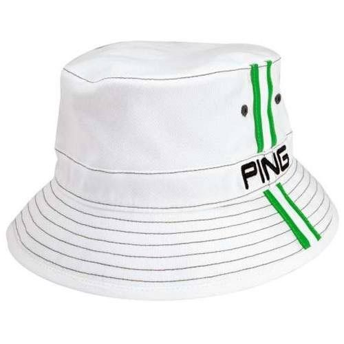 3b445200a47 NO CHIN STRAP Ping Bucket Hat - This must be last seasons hat or something