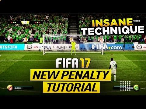 Wwwfifa Planetc Fifa 17 New Unsaveable Penalty Kick Tutorial