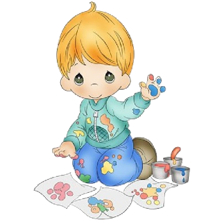 Image result for Cute Baby Boy Clip Art | Precious moments ...