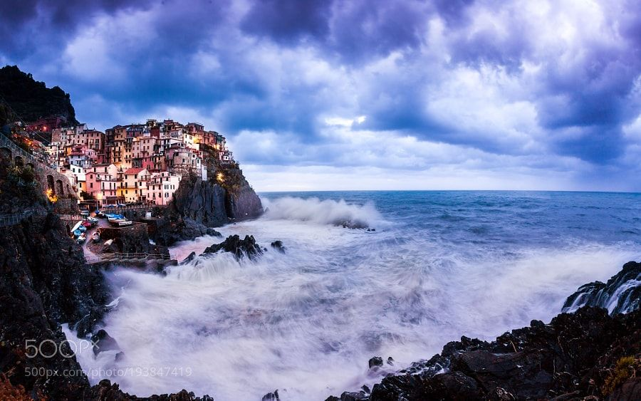 Popular on 500px : Manarola standing strong by jeroen5