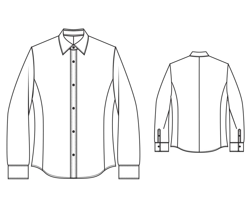 Slim Fitting Shirt Sewing Pattern Mens Google Search Shirt