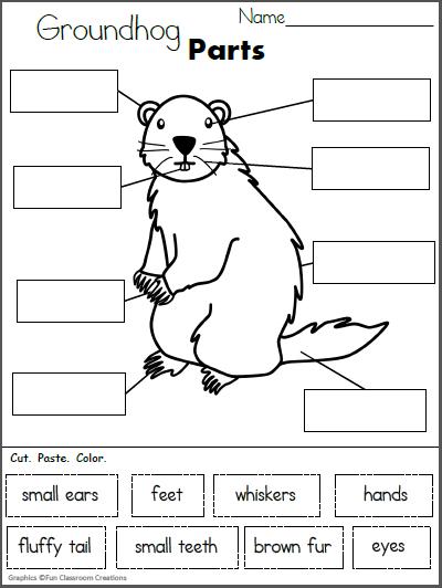 c3677df94923b8f50d587d4006e338f8 - Groundhog Day Activity For Kindergarten
