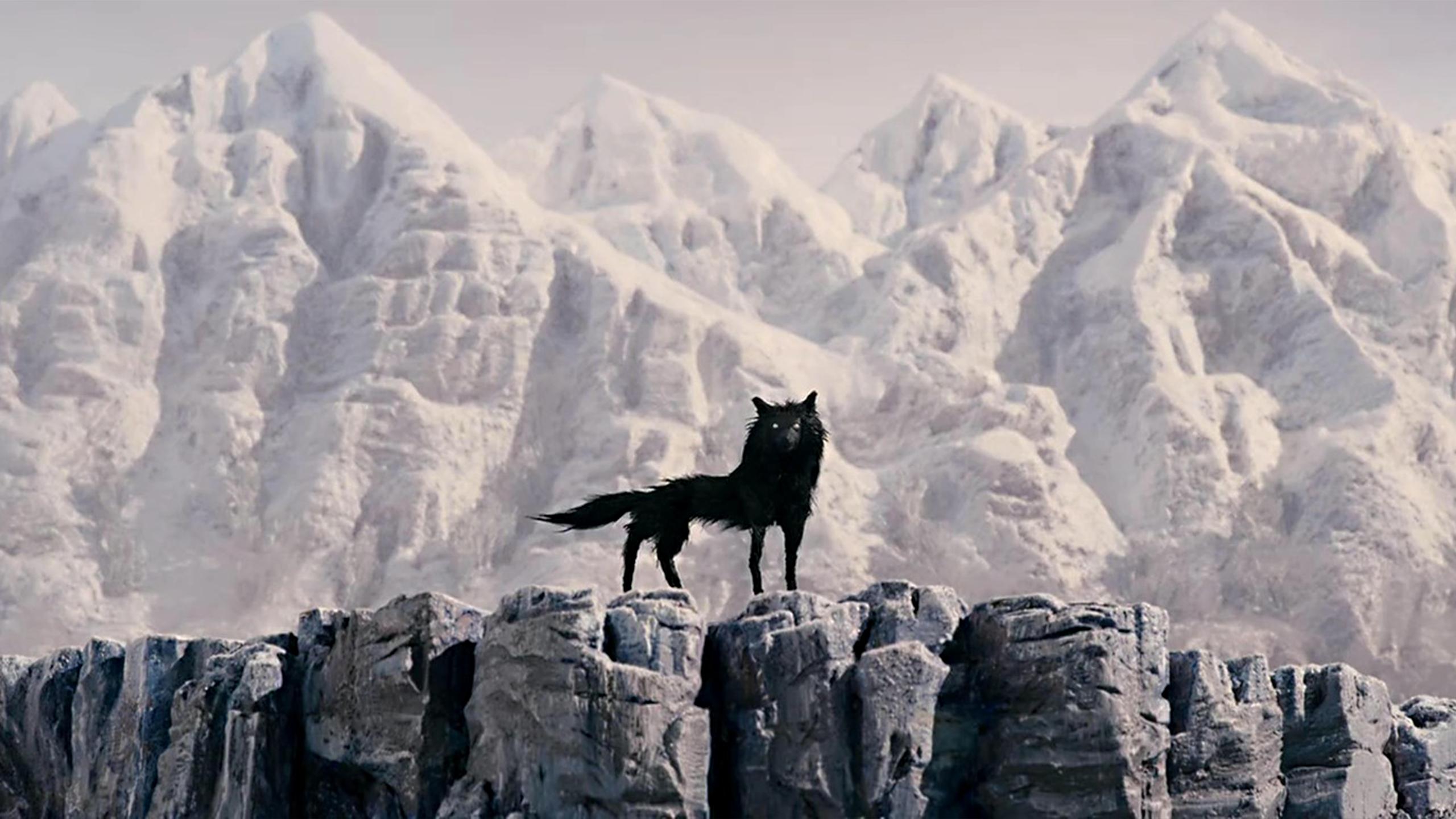 Wolf Fantastic Mr Fox