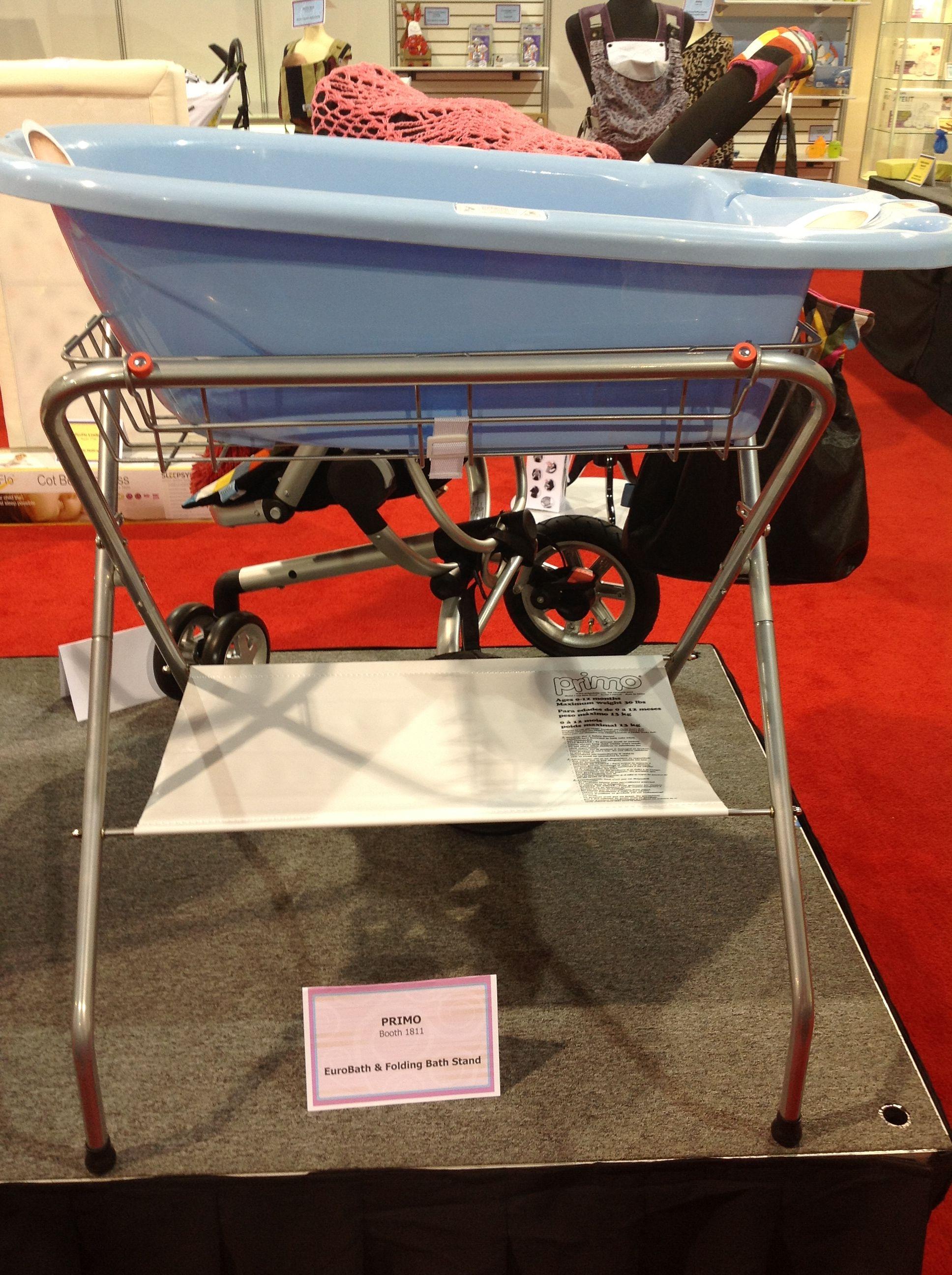 Primo EuroBath & Folding Bath Stand | 2013 New Product Showcase ...