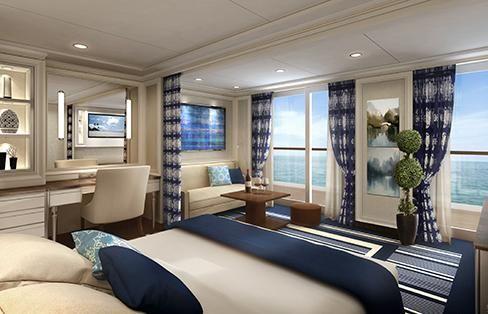New Seven Seas Explorer concierge suites best in cruise world !  http://bit.ly/1OO8rGl #cruise @RegentCruises
