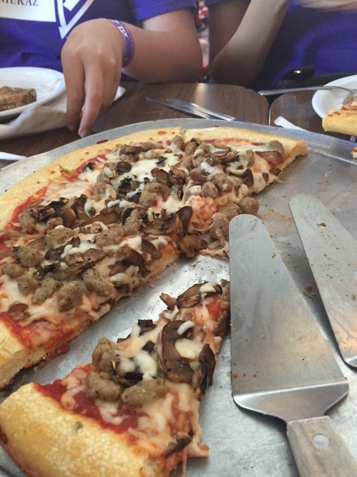 Luigi's Homestyle Pizza Pizza, Food, Eat