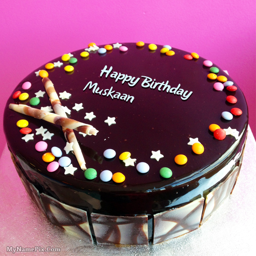 Pin by Pooja Sharma on Projects to try Cake name, Happy