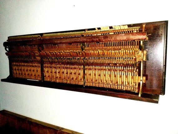 C Cff E C C B C E on Upright Piano Parts