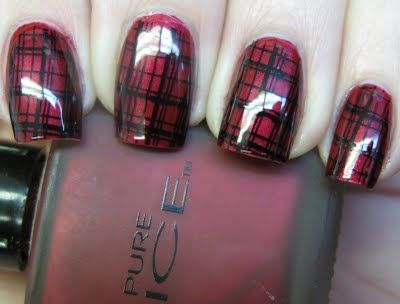 Nice Nail Polish To Wear With Red Dress Tall Shades Of Purple Nail Polish Flat Cutest Nail Art How To Start My Own Nail Polish Line Youthful Foot Nails Fungus BrownWhere To Buy Opi Gelcolor Nail Polish 1000  Images About Nail Inspiration: Plaid And Sweaters On ..