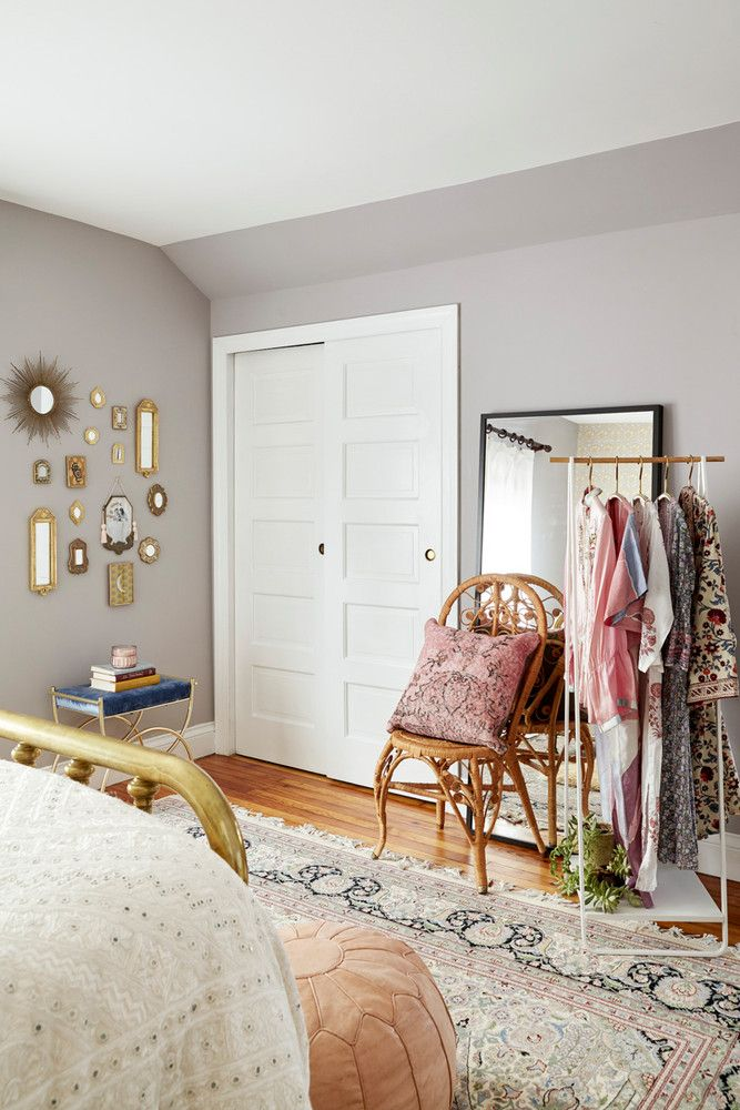 Inside a Budget-Friendly Bedroom Makeover That Still Looks Luxe