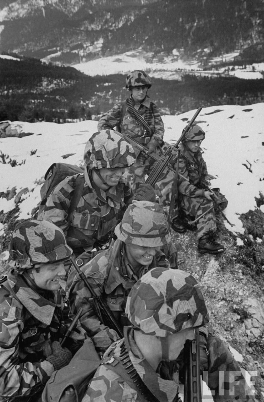 Bundeswehr in Action from the Early Days - Wehrmacht-Awards