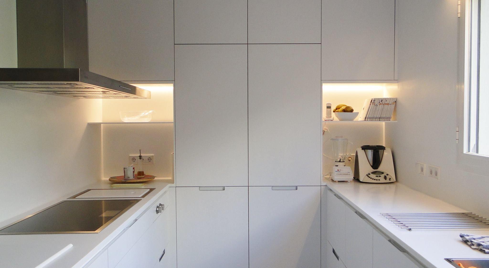 SANTOS kitchen | Diseño de cocina Minos en un proyecto de Traç ...