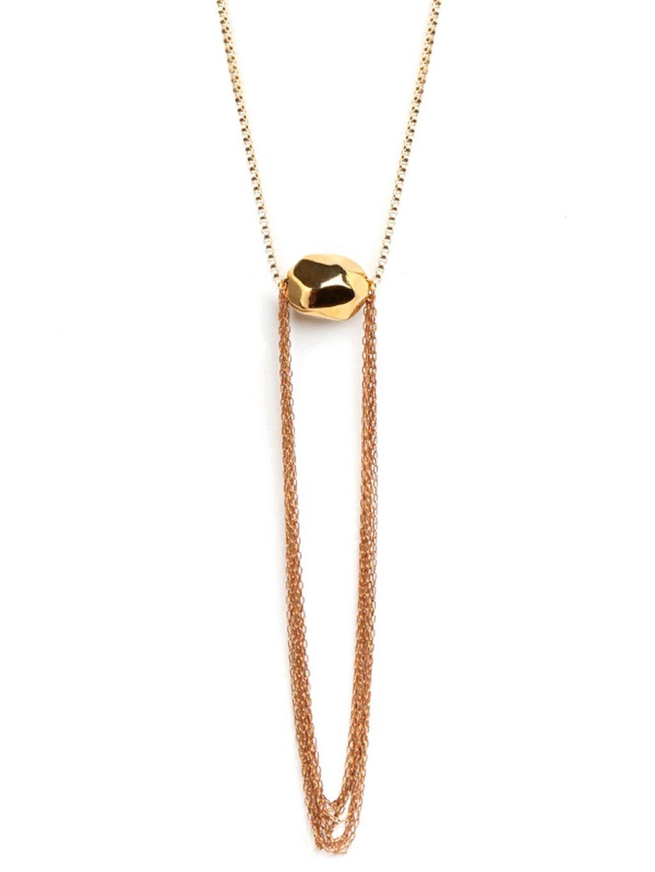 Gold nugget drop jewelry diys pinterest fashion jewellery