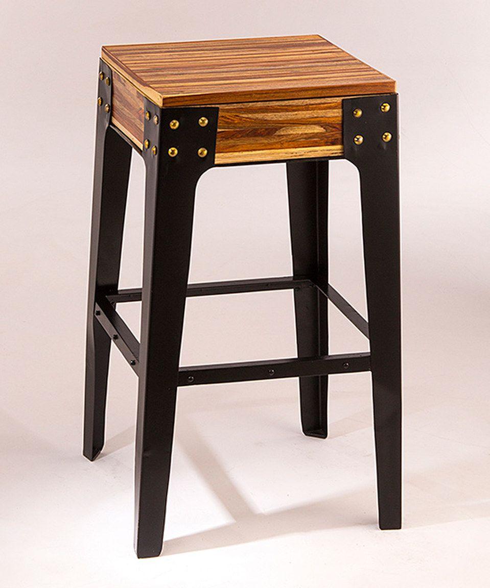 Another great find on #zulily! Hickman Storage Counter Stool by Hillsdale Furniture #zulilyfinds