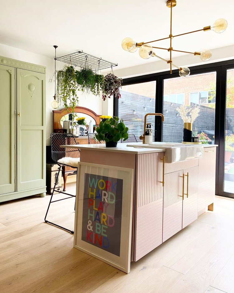 Looking for dreamy kitchen island ideas? Well you've come to the right place because these kitchen islands are going to make you go wild. #kitchenideas #kitchendesign #kitchenislands