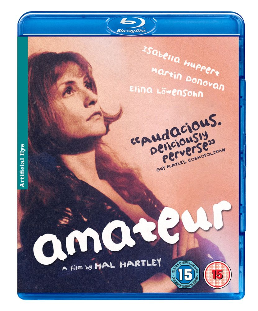 Own Amateur on Blu-ray http://www.amazon.co.uk/Amateur-Blu-ray-Isabelle-Huppert/dp/B00B8WD0TC/ #HalHartley #IsabelleHuppert #Amateur