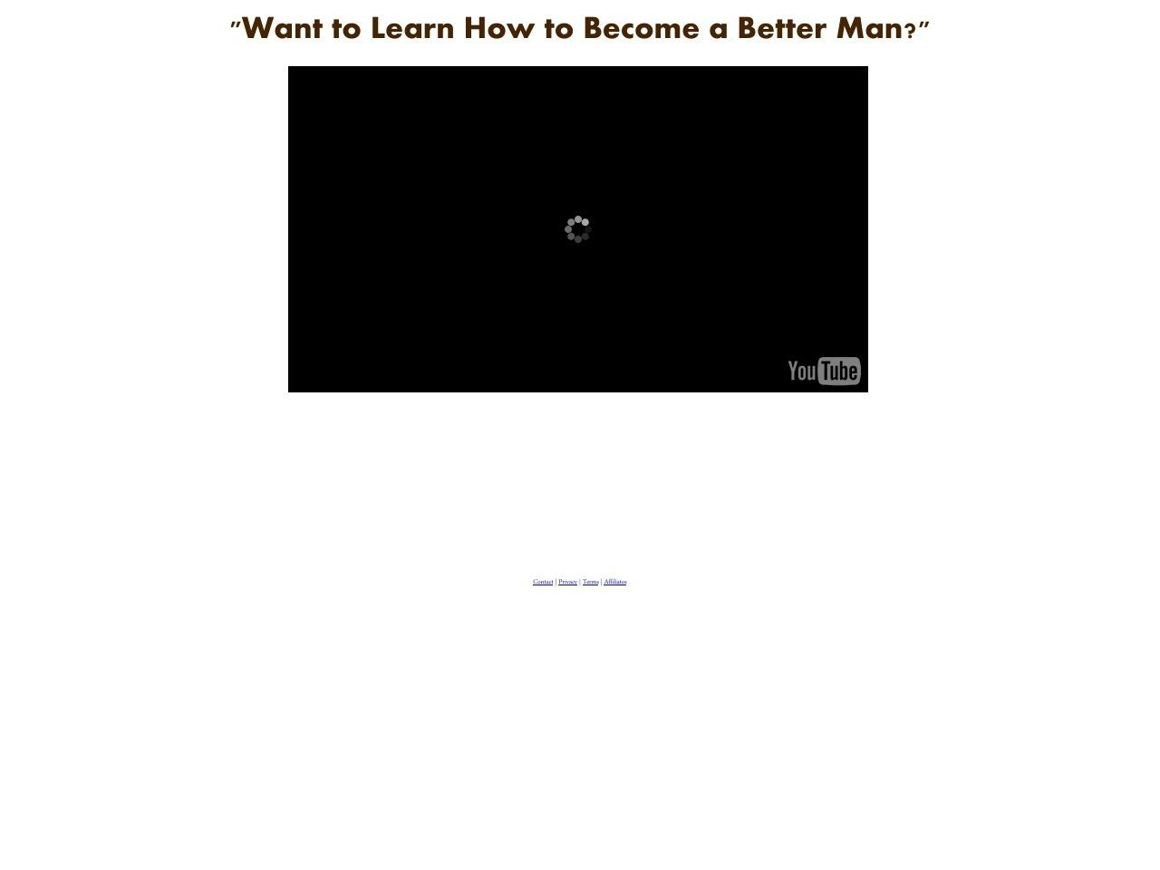 The How To Be A Man - Masculinity And Manhood Complete System! - http://www.vnulab.be/risk/the-how-to-be-a-man-masculinity-and-manhood-complete-system-7