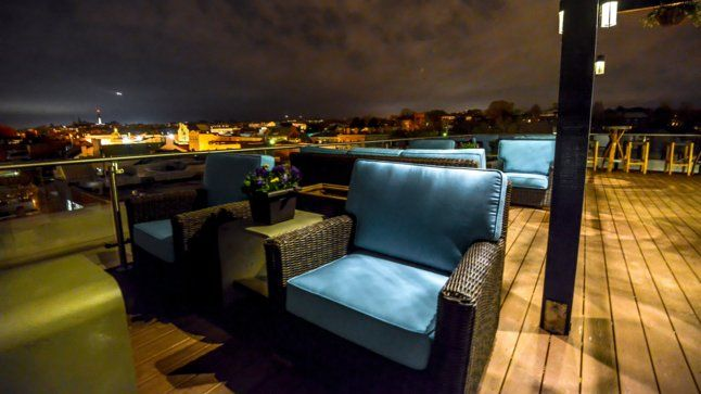 The ONLY public rooftop lounge in Georgetown | DC-er
