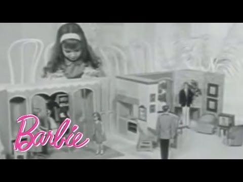 Historia del Maquillaje – 1960 | Comercial de Barbie