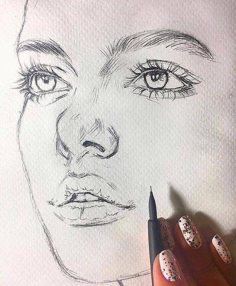Bild könnte enthalten: Zeichnung, #Bild #drawingideen #enthalten #könnte #Zeichnung