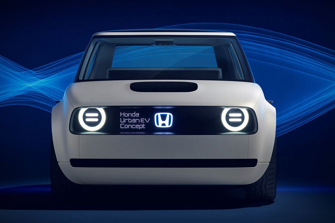 The Honda Urban EV Is The Surprise Retro Electro Civic Honda Should Build